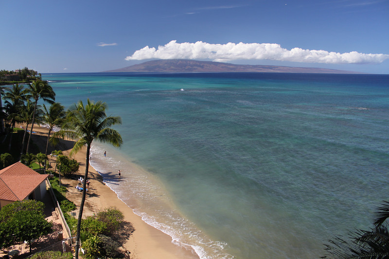 Outrigger Royal Kahana room 710 wraparound view!