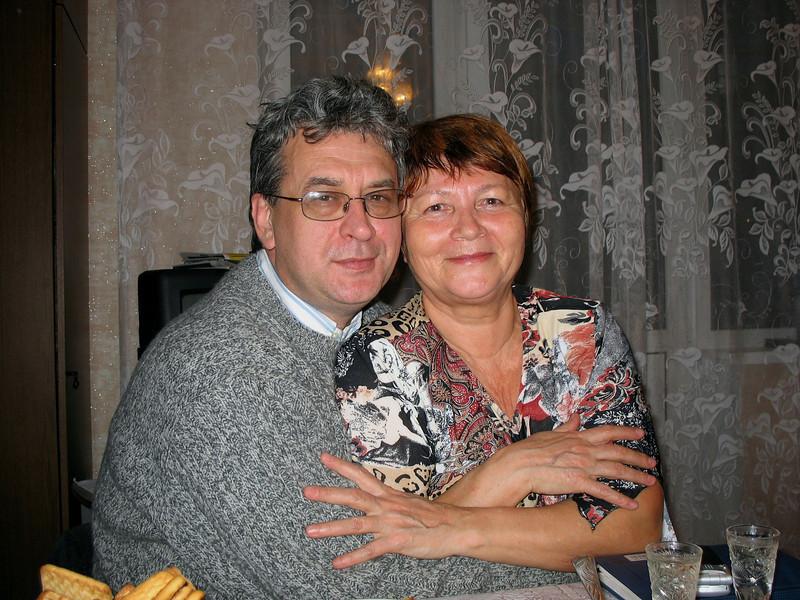 With Ekaterina Malisheva