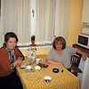 Lena Uliyanova & Susan. In our kitchen. (2007)