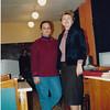 Susan with Luba Darenskikh.