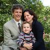 Valerie and Charlie Faithorn with their son, Charlie.
