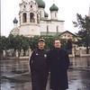 Andrey Valitov (right) & Rustem. Yaroslavl (2002).