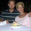 Cindy & her son, Daniel.