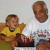 Joshua & Dad (04.2005)