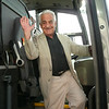 Dad arriving Barcelona (2007)