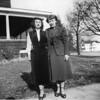 Mom with Aunt Anna [Aronstam]