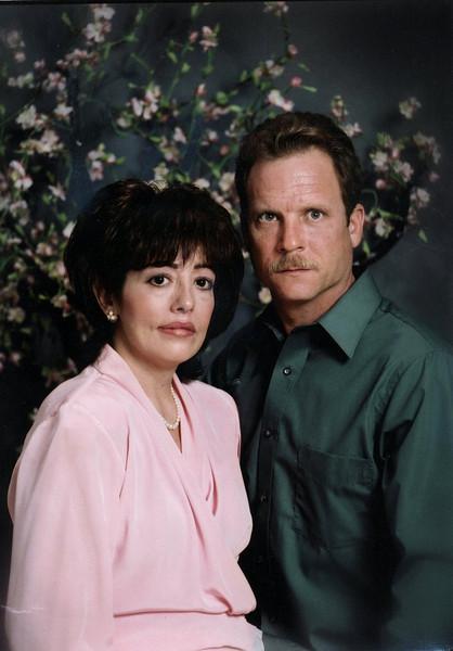 Sister Julie & her husband, Mark.