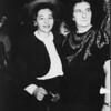 Anne Gilman, my Nanna, with Golda Meir.