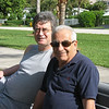My two guys. Rustem & Dad. (2008)