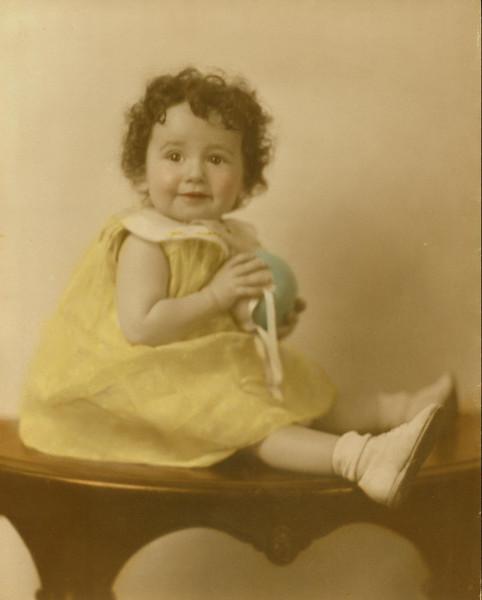 Little Debbie Blassberg, Mom.