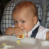 Let them eat cake - My 1st birthday.