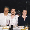 Rustem with his parents celebrating our first wedding anniversary in Moscow. (1992)