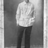 Rustem's grandfather, Nikolai Petrovich Safronov. (1923)