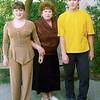 Ashgabat cousins. Lena, Lida & Sasha.