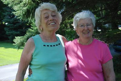 Jean Doherty & Mom