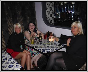 Spy Bar, Jesmond, Newcastle on Tyne, UK - 2016.