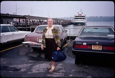 Bear Mountain boat trip, Sep. 5, 1988