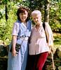 Loretta Dober and Edith Foss.