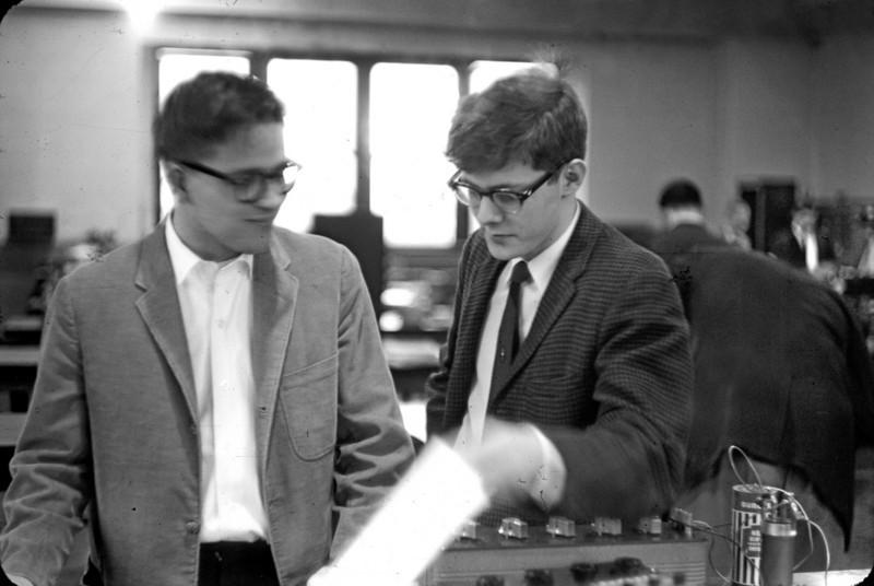 Dave Roemer and Brian Shay.