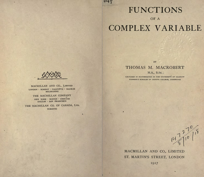 This is the 1917 edition, but I had the red-hot 1955 edition.