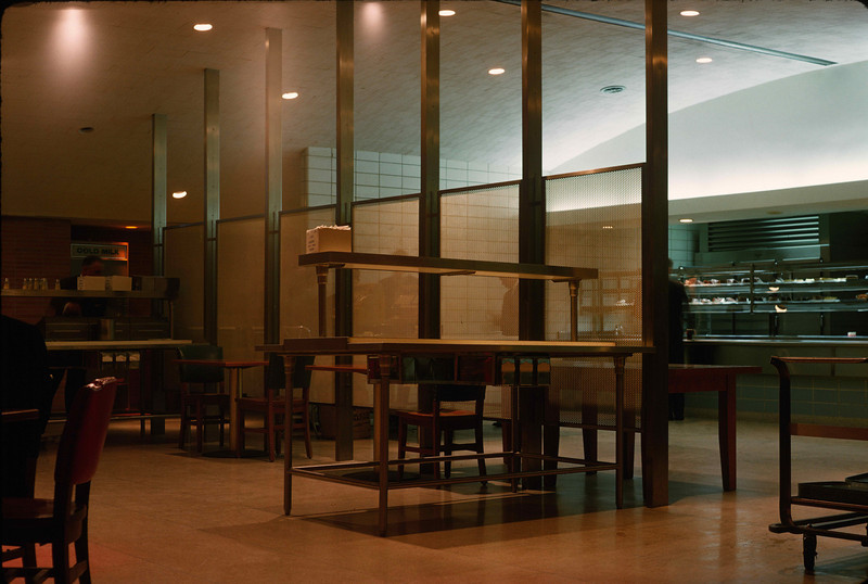 The Ramskeller in the lower Campus Center.