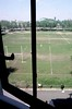 View of Edwards Parade Ground seen from the Math and Physics Library.