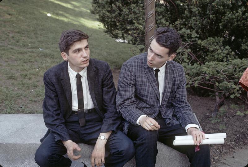 Jim Gavrell and Denis Cullinan.