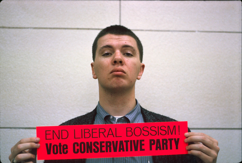 Cliff Ainsworth.  We were members of YAF (Young Americans for Freedom).