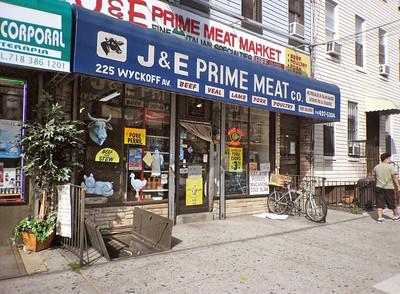J&E Prime Meat.  <small>Neighbors for 40 years.</small>