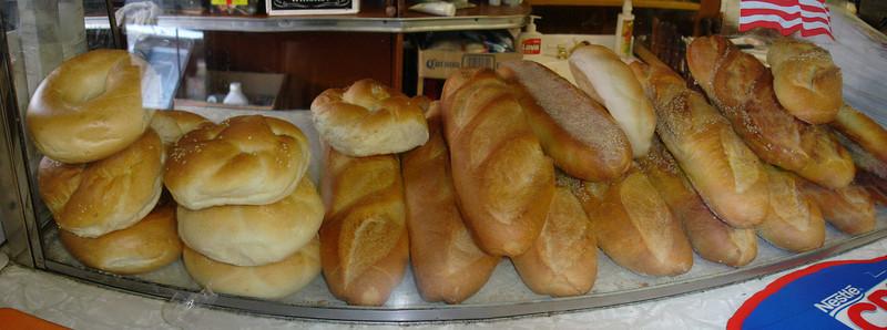 Dec. 24. The Italian bread was $1.20.