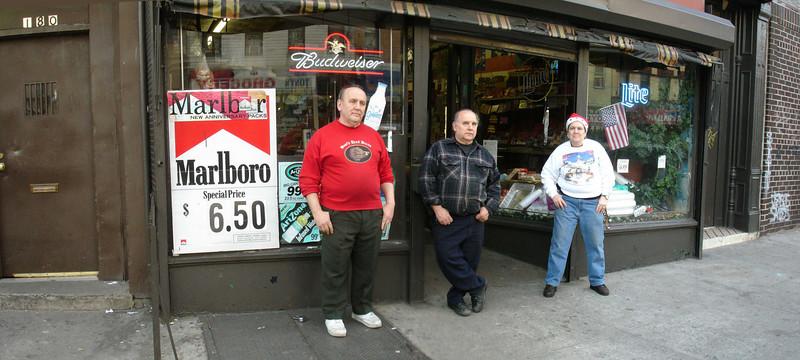 Dec. 24. Paul, Ronnie, Sandy.