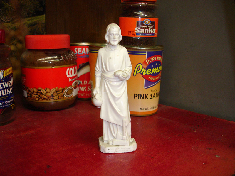 Dec. 26. Go to St. Joseph. He watches over home and shop.