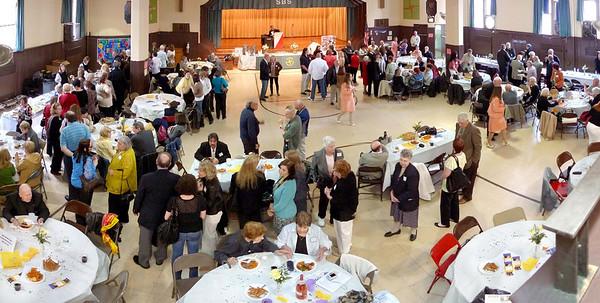 Alumni Reunion of St Brigid's School, April 18, 2010