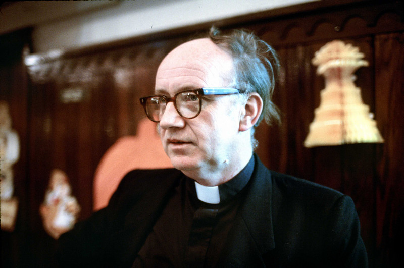 Fr (now Msgr.) James Kelly.