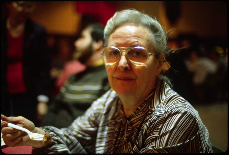 Mrs. Cullinan, or Mom.