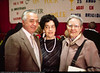 Joe Butera, his wife Phyllis, and Mrs Cullinan.
