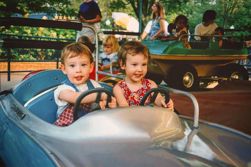 XN  bumper cars KI JunJul 1994
