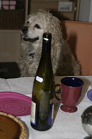 Wendel's Thanksgiving Dinner
