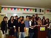 The victorious ASIJ team