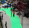 With Toyota Prius as sponsor, we had a green rather red carpet