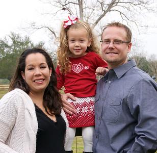 John, Julie, Kelsey 12-2012