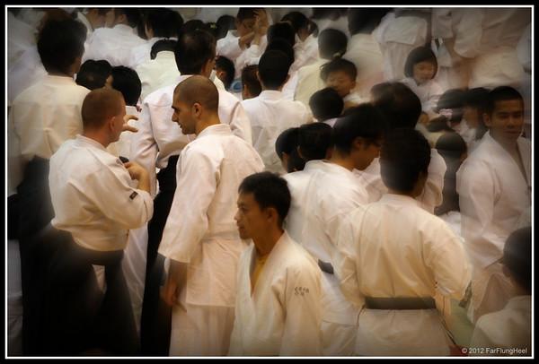 Ben Boas Kendo Event