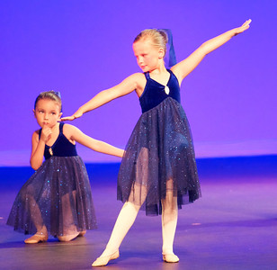 Gabby's 4th Dance Recital 6-8-2014
