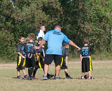 Jack Panther Football 10-25-2014