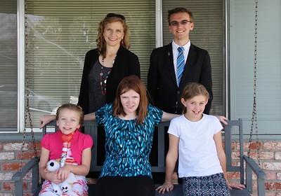 2016-02-13 Harris Family Visit