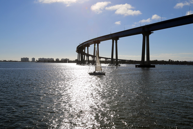 San Diego and Harbor - San Diego, California