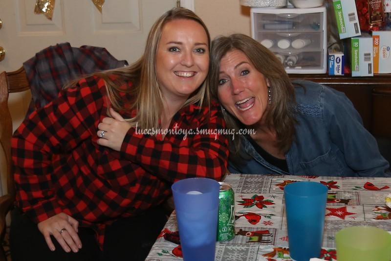 2018-12-16 Christmas Dinner - Chris' House