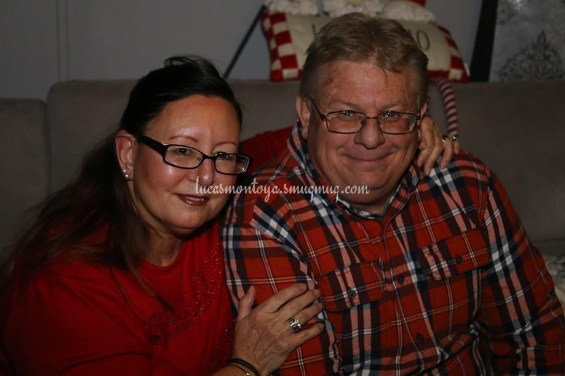 2018-12-24 Brandi and Dylan's Christmas Dinner & Gift Exchange