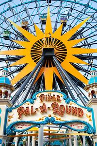 DLR - DCA - Pixar Pier - Pixar Pal-A-Round v2