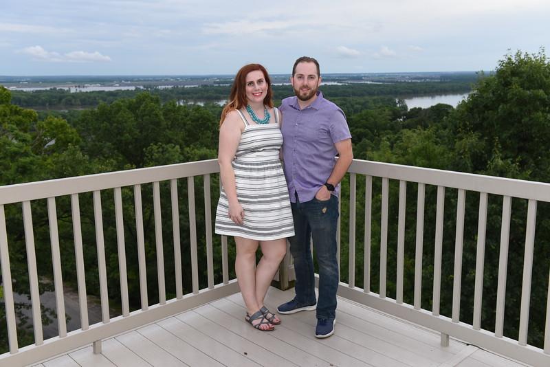 (Gregg's) Rachel Norton & Mike